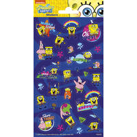 Samolepky-typ C /Spongebob/