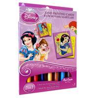 Pískování obrázků Disney 2v1 - princezny