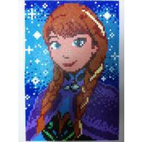 Předloha obrazu Anny z Ledového království