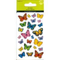 Samolepky  - Motýlci