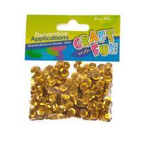 Flitry zlaté 8 mm /14 g/