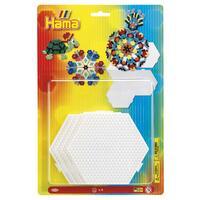 Podložky 4x napojovací šestiúhelník - MIDI