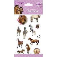 Tetování Horses