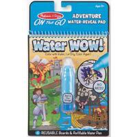 Kouzlení vodou Dobrodružství