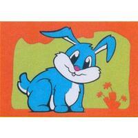 Obrázek pro pískování 23x33 cm /králíček/