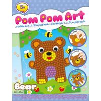 Pom Pom Art - Méďa