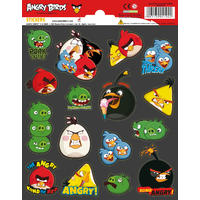Samolepky-typ C /Angry Birds/