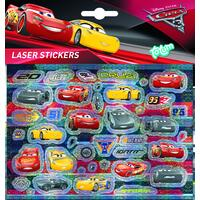 CARS - samolepky laser