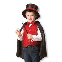Kompletní kostým  - Kouzelník