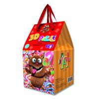 3D puzzle v dárkovém balení - Rošťák