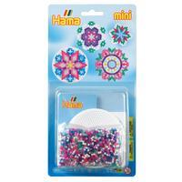 Korálkový set květiny - MINI