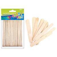 Dřevěné tyčinky 60 ks