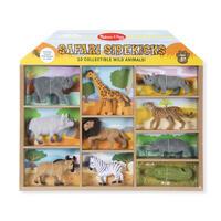 Sběratelská Safari zvířata /10 figurek/