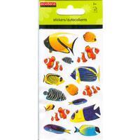 Samolepky - ryby