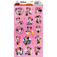 Samolepky-typ C /Minnie Mouse/