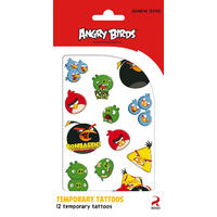 Tetování Angry Birds