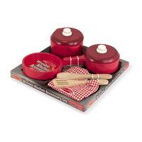 Kuchyňský dřevěný set - Nádobí