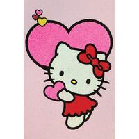 Obrázek pro pískování 23x33 cm /Hello Kitty/
