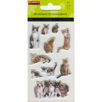 Samolepky - Kočky