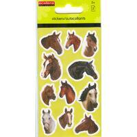 Samolepky - koně 3