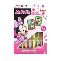 Pískování obrázků  Disney 2v1 - Minnie