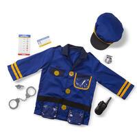 Kompletní kostým - Policie