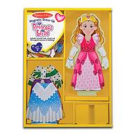 Magnetické oblékání Princezna