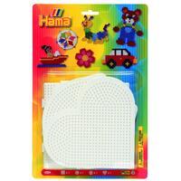Podložky /srdce,kruh,čtverec,šestiúhelník/