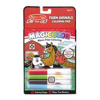 Magické barvy Farma