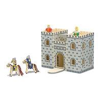 Přenosný skládací hrad