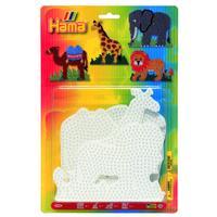 Podložky/slon,žirafa,velbloud,lev/