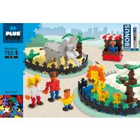 Plus-Plus  Basic 760 ZOO+BONUS