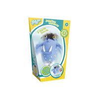 Skákací příšerka modrá - modelování
