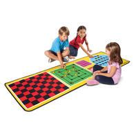 Hrací koberec - 4 hry