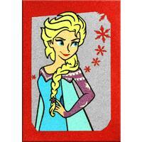 Obrázek pro pískování 23x33 cm /ledové království Elsa/