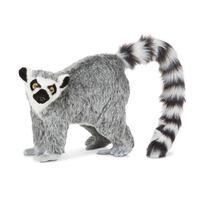 Lemur jako živý