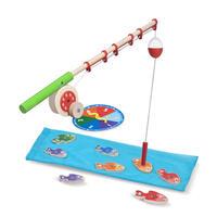 Magnetická hra - lovení rybiček