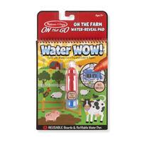 Kouzlení vodou Farma