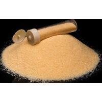 Barevný písek /70g/ - okrová