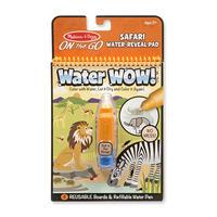 Kouzlení vodou SAFARI