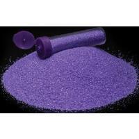 Barevný písek /70g/ - fialová