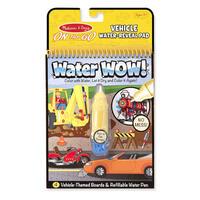 Kouzlení vodou Dopravní prostředky
