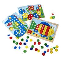 Třídění a vkládání barevných koleček