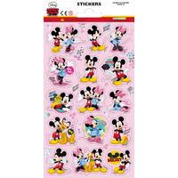 Samolepky-typ C /Mickey & Friends 2/