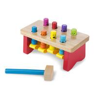 Výuková hračka - zatloukačka DELUXE