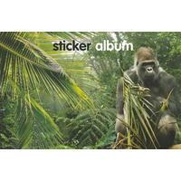 Album na samolepky 8 stran /gorila/