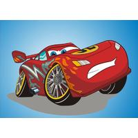 Obrázek pro pískování 23x33 cm /Cars/