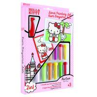 Pískování obrázků Hello Kitty 2v1