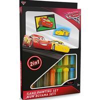 Pískování obrázků  Disney 2v1 /CARS 3/