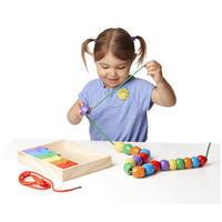 Výuková hračka - navlékání pro nejmenší